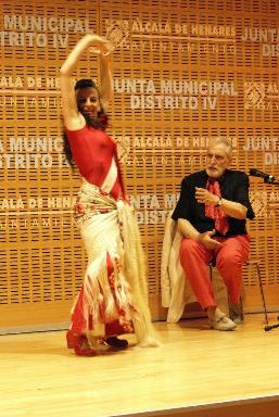 levas erótica baile en Alcalá de Henares